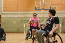 WHEELCHAIR BASKETBALL 132049