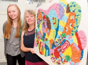 Online entries wanted for popular Bourne End Junior Craft Show