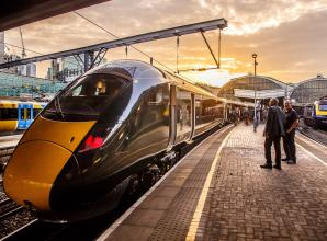 Launch of new Great Western Railway trains doesn't exactly go to plan