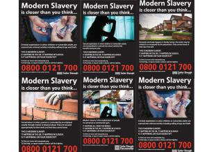 Campaign extended to warn residents of modern slavery in Slough