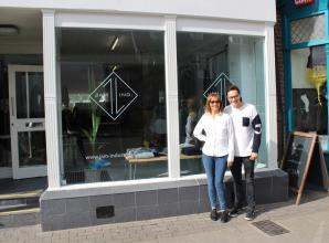 Informing Business: Made in Chelsea star's clothing shop returns