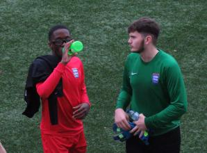 Maidenhead United Academy players selected for the England Colleges National men's team.
