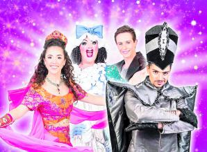 REVIEW: Aladdin at South Hill Park