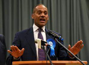 General election 2019: Adam Afriyie holds Windsor seat