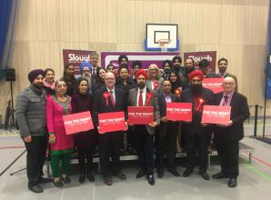 General election 2019: Tan Dhesi re-elected despite Labour's national struggles