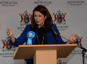 General election 2019: Conservative Joy Morrissey elected in Beaconsfield