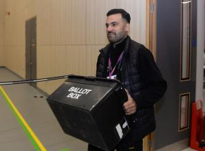 General election 2019: Photos from Slough election count