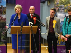 General election 2019: Photos from Maidenhead, Windsor and Beaconsfield counts