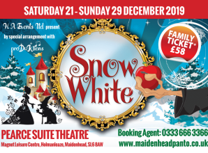 SPONSORED: MIRROR, MIRROR ON THE WALL, Maidenhead Panto is the greatest of them all