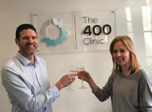 Informing Business (February 13):  Olympian sets up chiropractors in Cookham