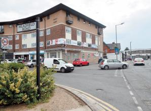 £1.3 million scheme approved for Langley High Street works