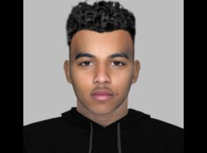 E-fit image released following Slough robbery