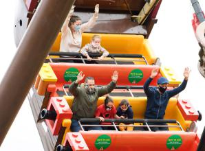Legoland Windsor reopens to the public
