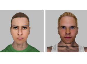 E-fit images released as part of robbery appeal in Slough