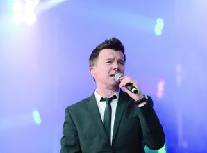 Rick Astley to perform at outdoor theatre in Marlow this month