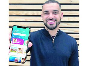 Father launches app for families to find fun activities
