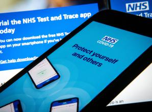SPONSORED: NHS COVID-19 app helps us protect our loved ones