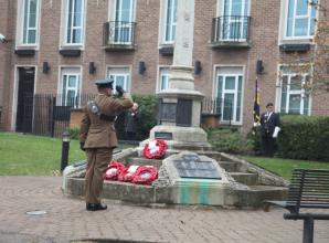 Royal Borough remembers at COVID-safe Remembrance services