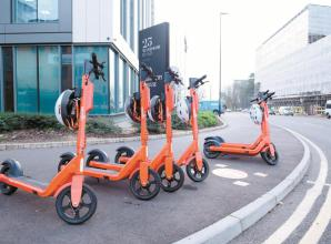 Slough e-scooter trail to expand to Langley, Brtiwell and Wexham