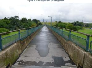 Road closures in place for Langley footbridges