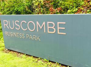 Concerns raised over planning application to build flats at Ruscombe Business Park