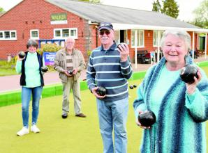 Twyford Bowling Club chair reflects on 'difficult' lockdown and hopes of upcoming open day