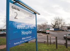 Hospital visiting restrictions lifted at Wexham Park and Heatherwood