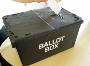 Apply now to vote by post in local elections