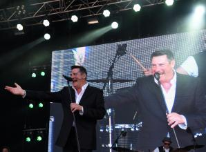 'We're back to doing what we love' - Tony Hadley looks ahead to Let's Rock the Moor