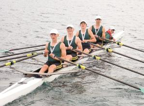 Windsor Boys School Boat Club crews enhance reputations at National Schools Regatta