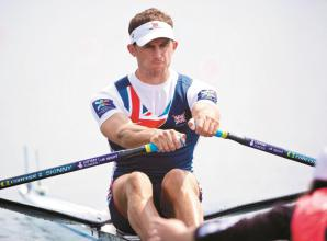 Lambert set for Great Britain return at European Rowing Championships after putting injury problems behind him