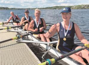 Eton Excelsior's Masters Women start season strongly in Strathclyde