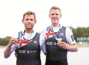 Cook and Gibbs selected in GB's Men's fours for Rowing World Cup II series in Poland