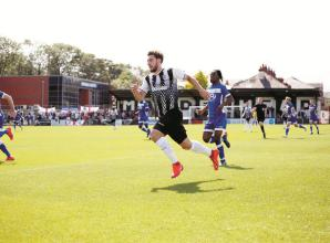 Football round-up: Magnificent Magpies spoil Sutton United's Gander Green Lane celebrations