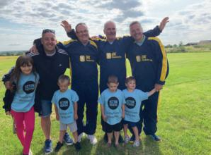 Sponsored skydive raises £7,500 for charity, Action Duchenne