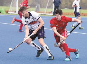 Brown has mixed feelings after Maidenhead HC pick up a point against high-flying Henley