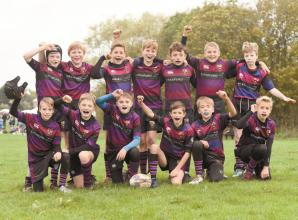 In pictures: Mini's rugby festival at Maidenhead Rugby Club