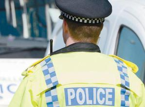 Increased stop and search powers ended in Slough