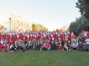 Alexander Devine Santa Dash returns for seventh year