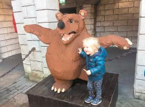'Spooktacular' time had by all at Legoland Windsor Resort's Brick or Treat event for Halloween