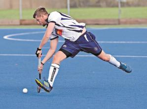 Staines make their mark in Maidenhead hockey win