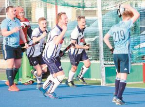 Captain delighted by character shown in Maidenhead HC's 4-4 draw with Surbiton HC