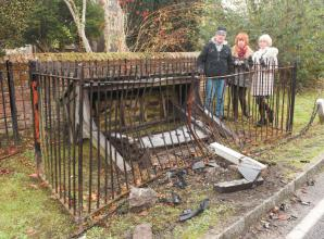 Damaged White Waltham stocks back in place 'in the new year'