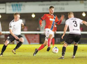 Devonshire promises Maidenhead United will have a good go at league leaders Barrow AFC