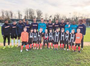 Hall of Fame: Goals galore as Maidenhead United Juniors return to action