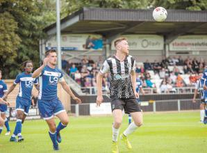 Maidenhead United brush aside Binfield to progress in county cup