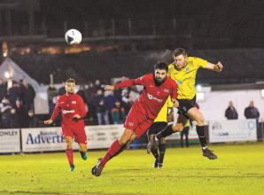 Maidenhead United to host Marlow FC in second round of the Berks & Bucks Senior Cup