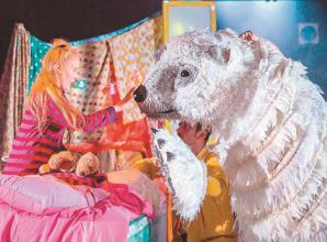 REVIEW: Norden Farm's The Bear is a joy for children and parents alike this Christmas