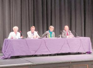 Maidenhead election candidates quizzed at climate hustings