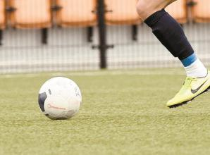 Riaz scores first half brace as Singh Sabha ease to victory in cup